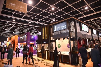 INTERNATIONAL JEWELLERY SHOW: ad HONG KONG si incontrano i gioiellieri di tutto il mondo