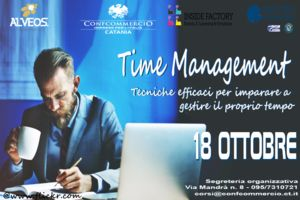 Corso Time Management