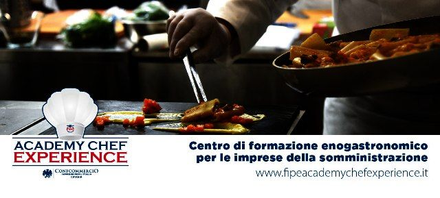"Nasce  ""FIPE ACADEMY CHEF EXPERIENCE"""